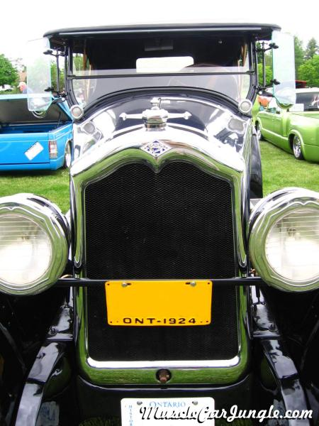 1924 mclaughlin buick rad for Mclaughlin motors used cars