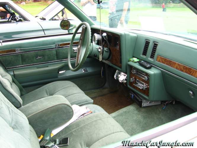 1979 Regal Interior