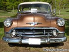 1953 Chevy Bel Air Front