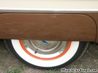 1953 Chevy Bel Air Rear Wheel