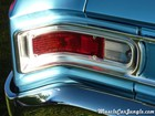 1966 396 SS Chevelle Tail Light