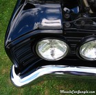 1967 327 Chevelle Headlight