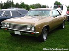 1967 Chevelle Gold