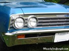 1967 Chevrolet Chevelle Headlights