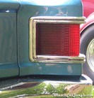 1967 Chevrolet Chevelle Taillight