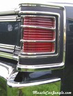 1967 Chevy Chevelle Taillight