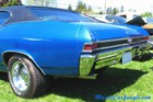 1968 SS 396 Chevelle Rear
