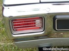 1970 396 SS Chevelle Tail Light
