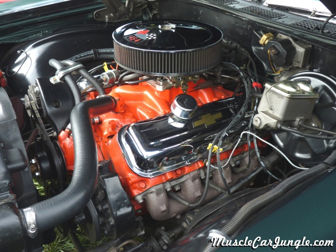 1970 Chevrolet Chevelle SS454 Engine