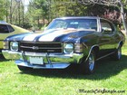 1971 Chevelle SS 454 Left Side
