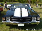 1971 Chevy Chevelle SS454 Front