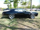 1971 Chevy Chevelle SS454 Right Profile