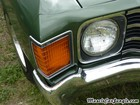 1972 Chevelle Nomad Station Wagon Headlight