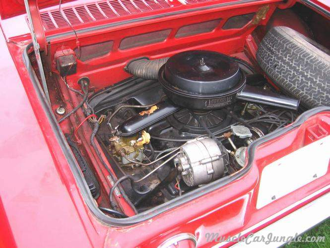 2016 Ford Trucks >> 1966 Corvair Rear Engine