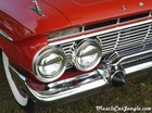 1961 Chevy Impala Headlights