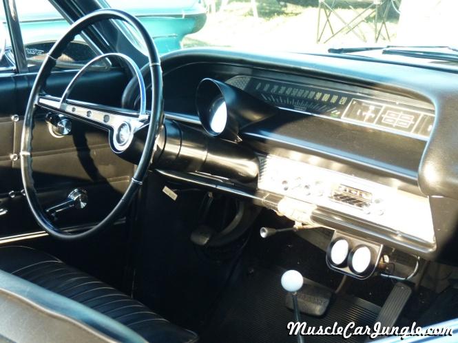 1963 Impala SS Dash
