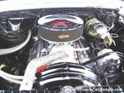 1964 SS Impala Small Block Engine