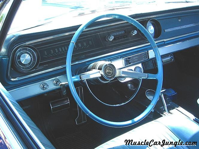All Cars Names >> 1965 SS 283 Impala Dash