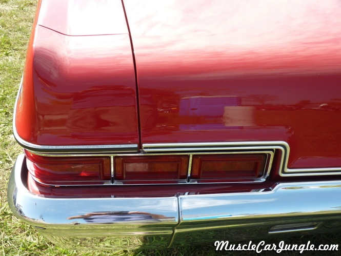 1966 283 Impala Tail Light
