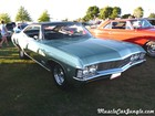1967 Impala SS Front Right