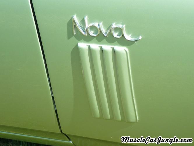 2016 Dodge Trucks >> 1970 Nova SS 396 Fender Vents