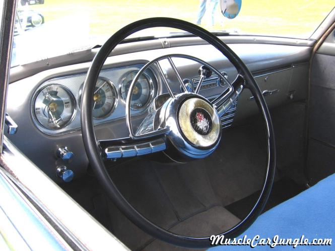 Packard Interior
