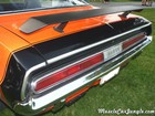 1970 Challenger 383 Tail Lights