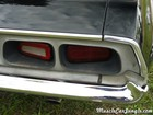 1973 Challenger 360 Taillights