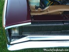 1966 383 Dodge Charger Grill