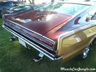 1966 383 Dodge Charger Rear