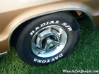 1966 383 Dodge Charger Wheel