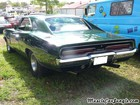 1969 Charger Rear Left