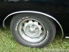 1973 Charger SE Wheel