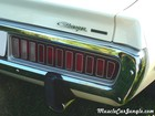 1973 Dodge Charger Taillight