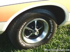 1973 Dodge Charger Wheel
