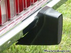 1974 Blown Charger Bumper Guards