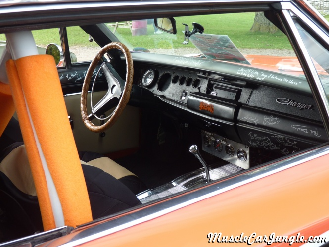 dukes of hazzard general lee interior. Black Bedroom Furniture Sets. Home Design Ideas