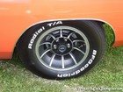 Dukes Of Hazzard General Lee Wheel