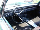 1968 Dart Convertible Interior