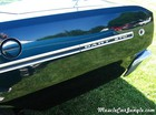 1968 Dodge Dart 270 Rear Fender