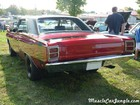 1969 340 Dart Swinger Rear