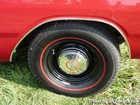 1969 340 Dart Swinger Red Line Tire