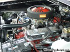 1969 340 Dodge Dart Swinger Engine