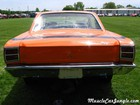 1969 Dart Swinger Rear