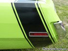 1970 Dodge Dart Swinger Rear Stripe