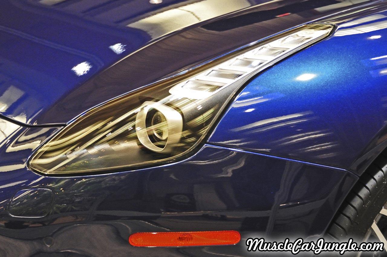 2016 Ferrari California T Headlight