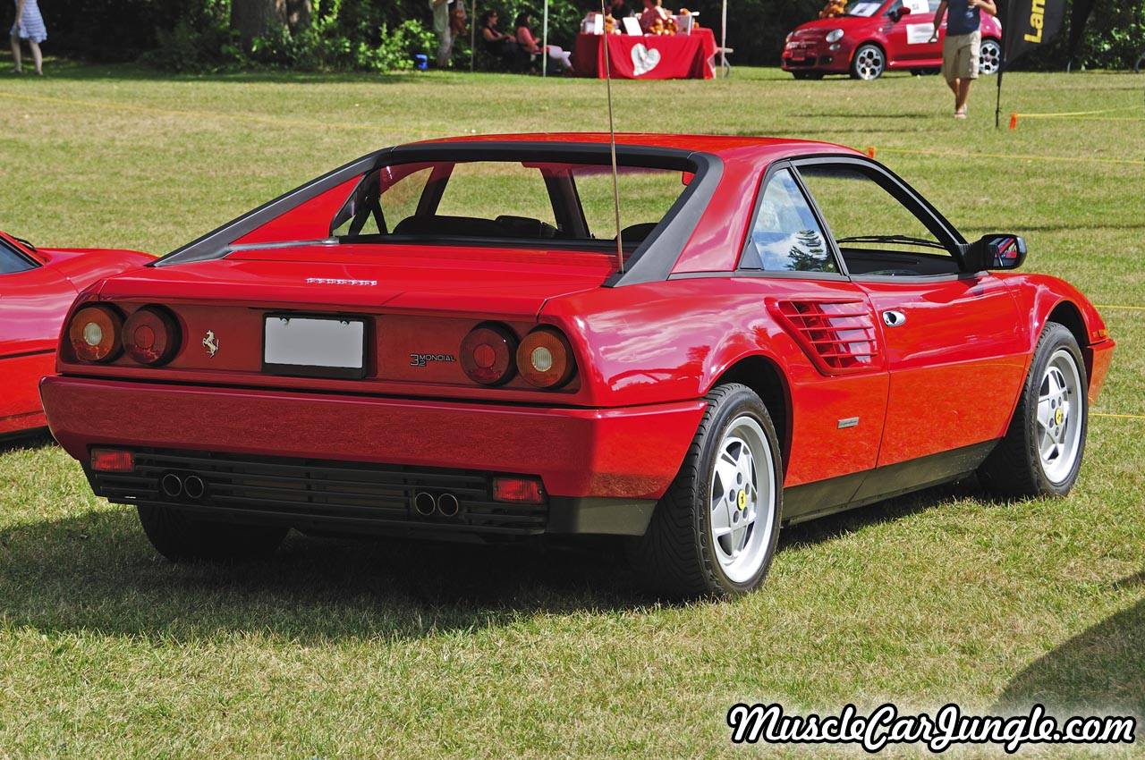 ferrari mondial rear window motor ferrari mondial engine. Black Bedroom Furniture Sets. Home Design Ideas