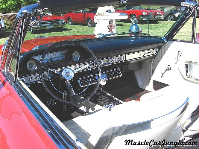 1964 galaxie 500 convertible interior. Black Bedroom Furniture Sets. Home Design Ideas