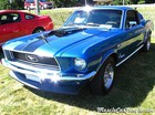1965 Mustang 289 Fastback