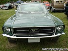 1967 Fastback Mustang Front